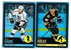 2012 13 SIMON GAGNE OPC O PEE CHEE RAINBOW BLACK BORDER 297 LA KINGS 085 100