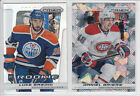 2013 14 PANINI PRIZM DANIEL BRIERE CRACKED ICE 307 Rookie Update Avalanche