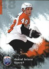 2007 08 Be A Player 143 Daniel Briere NM MT