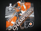 2010 MIKE RICHARDS Eastern Conference Champs PHILADELPHIA FLYERS LG T Shirt