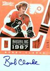 12 13 classics inaugural inks bobby clarke flyers autograph auto 13 87