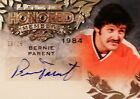 15 16 leaf ultimate honored members bernie parent flyers autograph auto 18 25