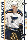 2003 04 Pacific Heads Up Hobby LTD 82 Chris Pronger 299