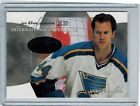2003 04 ITG USED SIGNATURE CHRIS PRONGER IE 13 JERSEY 70 INTERNATIONAL EXPERIEN