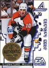 1997 98 Paramount NSCC Authentic 196 John LeClair Flyers 1 1 F16730