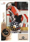 2002 03 Upper Deck MVP NSCC Gem Coll Blue 133 John LeClair Flyers 1 1 F18917
