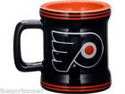 Philadelphia Flyers 2 oz Ceramic Mini Mug Shot Glass