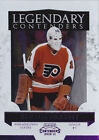10 11 Panini Contenders Bernie Parent 100 Legendary Purple Flyers 2010