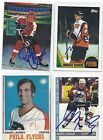 Murray Craven Signed Autographed Hockey Card Philadelphia Flyers 1987 Topps