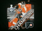 NWT MIKE RICHARDS PHILADELPHIA FLYERS T SHIRT Hockey NHL Conference Champions XL