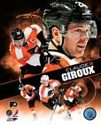 CLAUDE GIROUX Philadelphia Flyers LICENSED un signed picture poster 8x10 photo