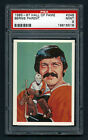 PSA 9 BERNIE PARENT 1985 Hall of Fame Hockey Card 246 High Number Extension