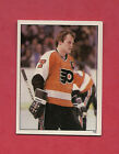 RARE 1981 OPC  110 FLYERS BILL BARBER STICKER CARD