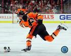 CLAUDE GIROUX Philadelphia Flyers LICENSED un signed poster print 8x10 photo