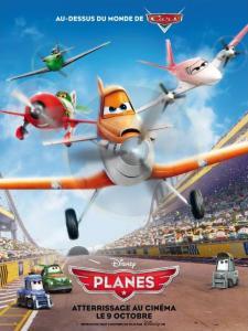 affiche film planes