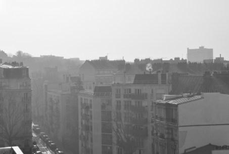 pollution a Paris