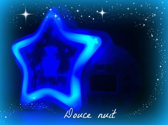réveil étoiles
