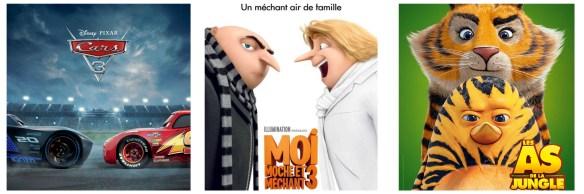 films de l'été 2017