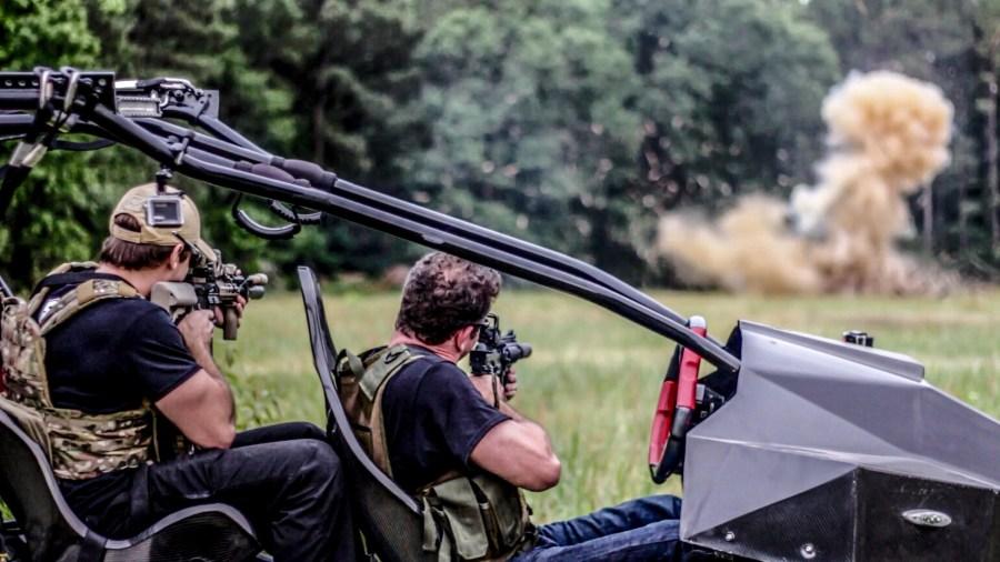Skyrunner MK 3.2 armed