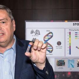 Jean Bolot, direttore del centro ricerche Technicolor.