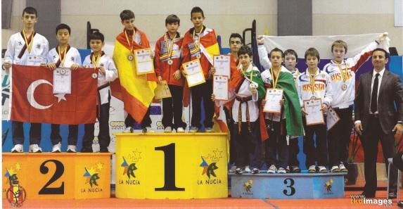 Campeonato La Nucia 2013