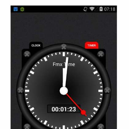 Delphi XE5 Firemonket Stop Watch