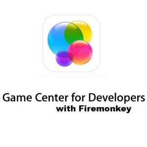 Delphi XE5 Firemonkey Game Center API IOS