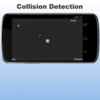 Delphi XE5 Firemonkey Ouya Collision Detection