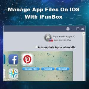Delphi XE6 Firemonkey iFunBox IOS File Manager IPA