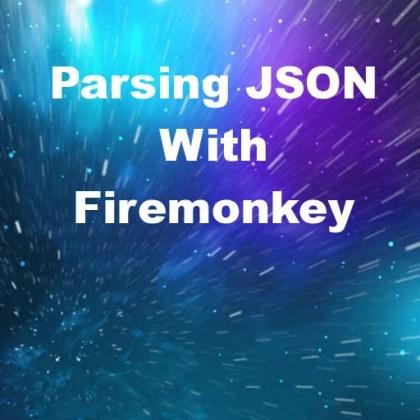 Delphi XE6 Firemonkey Parse J