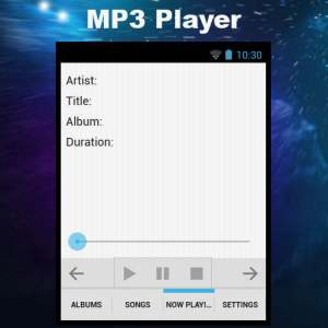 Delphi XE6 Firemonkey MP3 Player