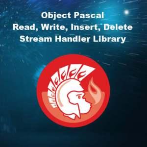Delphi XE6 Firemonkey Stream Handler Library