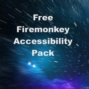 Delphi XE7 Firemonkey MSAA OSXAX Accessibility Windows OSX