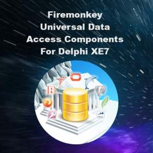 Delphi XE7 Firemonkey Universal Data Access Components Android And IOS