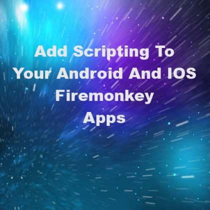 Delphi XE7 Firemonkey Object Pascal Basic Javascript Script Interpreter