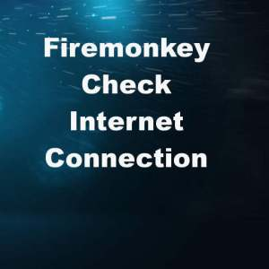 Delphi XE8 Firemonkey Check Status Internet Connection Android IOS