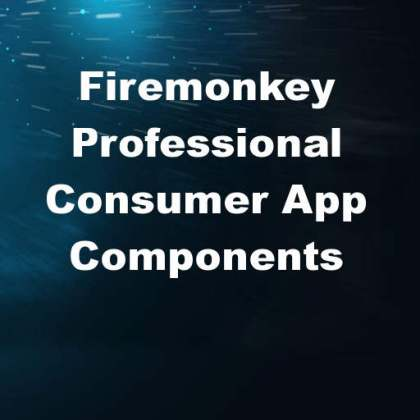 Delphi 10 Seattle Professional Consumer App Components Android IOS
