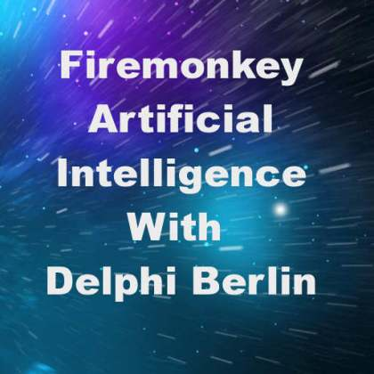 Delphi Berlin Artificial Intelligence Neural Network Firemonkey
