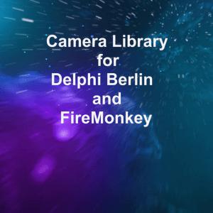 Delphi 10 Berlin Camera Windows 10 Firemonkey DirectShow