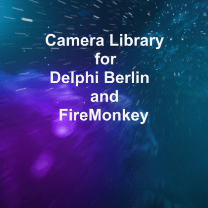 Delphi 10 Berlin Camera Windows 10 Firemonkey DirectShow