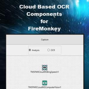 Delphi Berlin OCR Image Analysis Bing API FireMonkey Android IOS