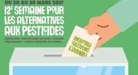 Cela débute aujourd'hui et dure jusqu'au 30 mars … il s'agit de la 12ième édition de la semaine pour les alternatives pour les pesticides. Alors, n'hésitez pas à participer à […]