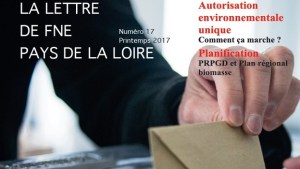 Source : photo couverture revue 17 - FNE Pays de la Loire