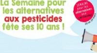 La Semaine pour les Alternatives aux Pesticides est une opération nationale et internationale annuelle ouverte à tous visant à promouvoir les alternatives aux pesticides. Sa dixième édition a lieu du […]