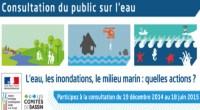 Du 19 décembre 2014 au 18 juin 2015, les habitants du bassin Loire-Bretagne sont invités à donner leur avis sur deux plans d'actions pour l'eau: la stratégie de reconquête de […]