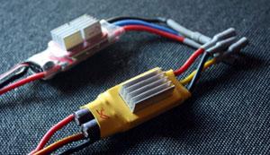 30 Amps ESC Heatsink