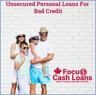 Private Unsecured Loans Bad Credit - tauklagidis