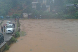 90,000 affected in Assam floods, Brahmaputra above danger mark