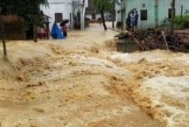 #PerilsofClimateChange-2: #HeavierRainfalltoIncrease #WaterPollution