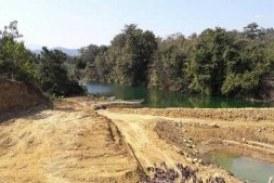 Myanmar dam on border worries Manipur village